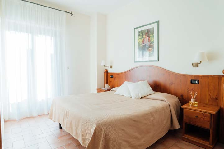 Camere in bed and breakfast Abruzzo costa adriatica